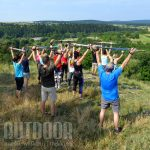 A nordic walking, mint rendszeres fizikai aktivitás