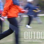 Rövid nordic walking bemutatók